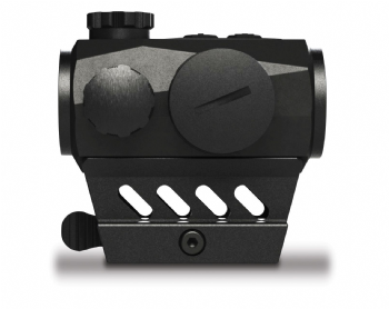 Hawke Spot on 1x25 Red Dot Reflex Sight with Weaver/Picatinny base mounts 12125